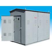 Комплектные трансформаторные подстанции серии КТПН (киоск) 25-1000 кВА