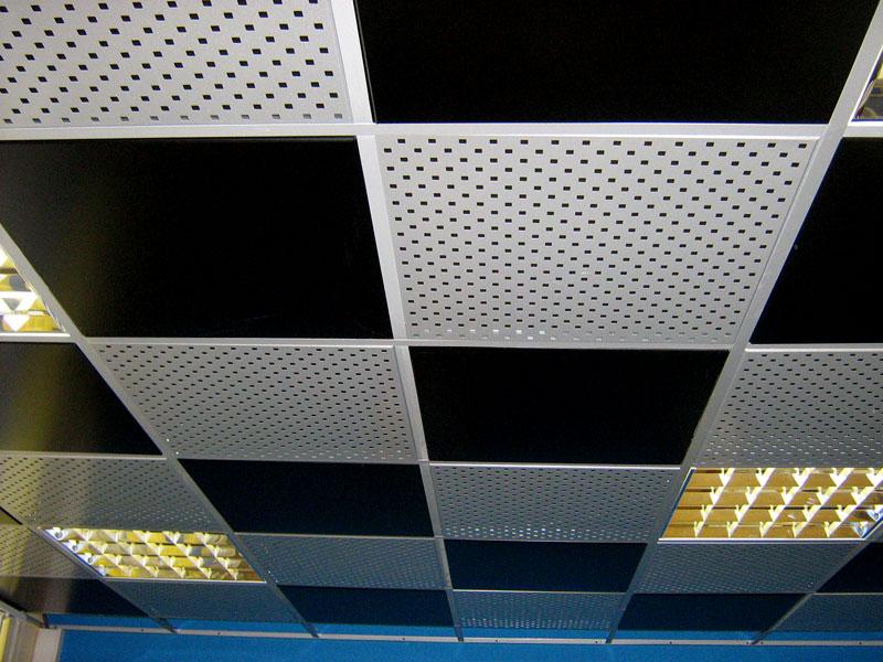 Подвесные потолки типа армстронг, реечные и грильято из-за простоты установки и легкости ремонта хорошо подойдут для...