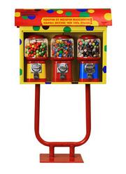 Бизнес на торговых автоматах.