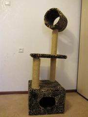 Продам домик для кота