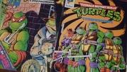 комикс Черепашки Ниндзя (Teenage Mutant Ninja TURTLES)