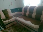 Продам угловой диван с мини-баром, подсветкой!