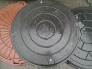 Люк полимерно-композитный смотровой