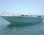 Катер прогулочно рыболовный Касатка 6.40