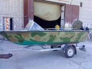 Лодка килевая Касатка 4.50
