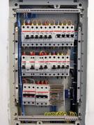 Установка,  замена защиты электропроводки.