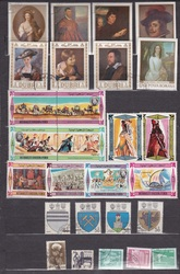 продам почтовые марки разных стран и тематики,   начиная с 1960 года, ,