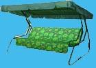 Мебель для сада качели садовые купить не дорого в Краснодаре Стандарт2