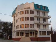 Продается  гостиница в г. Геленджик. Расположена на берегу моря ( до п