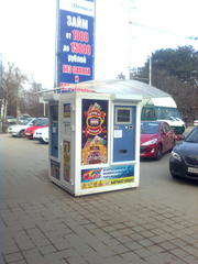 Продаем лотерейные терминалы-киоски лото