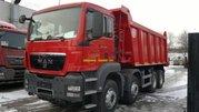 MAN TGS 41.400 8x4 BB-WW