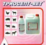 Дезинфицирующее средство Триосепт-Вет