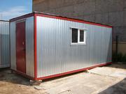 Производство  и аренда блок контейнеров,  бытовок.