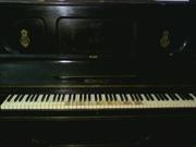 продается антикварное фортепиано