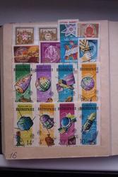 марки СССР на различные тематики