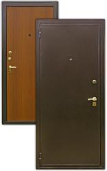 Металлические двери от ведущих  Российских производителей