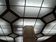 Потолки подвесные-реечные,  кассетные,  грильято от Альконпласт