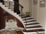 Лестницы на бетоне,  косоуре,  винтовые под заказ. Опыт. Гарантия.
