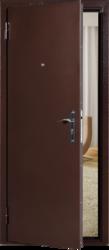 Дверь входная стальная  фабрики «МЕГИ»,  серия 210