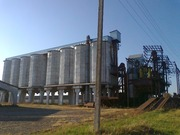 Мини элеватор,  зернохранилище,  маслопроизводство