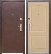 Двери входные металлические любых размеров!