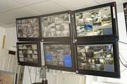 Качественный монтаж видеонаблюдения и профессиональная настройка обору