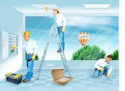 Электромонтажные работы высокого уровня качества. Услуги электрика.