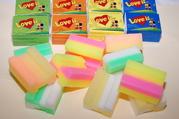 Сувенирное ассорти из 5-ти видов ароматного мыла