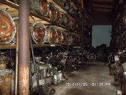 Двигателя б/у,  АКПП,  МКПП,  контрактные. Для легковых,  джипов,  бусов.