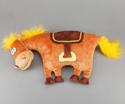 Подушка Лошадь с седлом