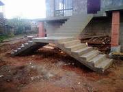 Монолитно бетонные работы