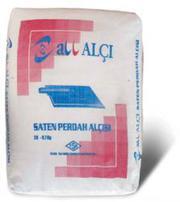 Финишная турецкая шпаклевка Cатен ALLALCI Турция - 154 руб/мешок