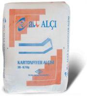 Гипс формовочный КартоKARTONPIYER  ALLALCI производство Турция  30 кг