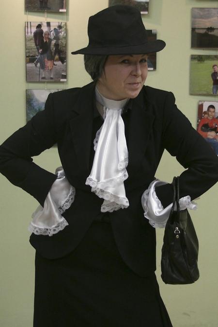 Как сделать костюм шапокляк своими руками