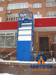 Консольный подъёмник- наши цены одни из самых низких на рынке