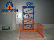 Складское грузоподъемное оборудование  Строительное грузоподъемное о
