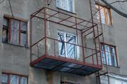 Расширение балконов,  лоджий. Низкие цены!!!
