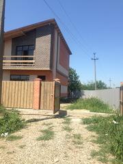 Готовый дом 136 кв.м. на зу 2.5 сотки в г.Краснодар