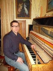 Настройка фортепиано ремонт Краснодарский край