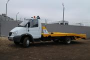 Переоборудование Газ 3302 Газели в Эвакуатор