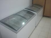 Морозильные лари Caravell 400литров