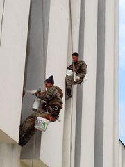 Промышленные альпинисты в Краснодаре