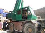колесный кран Кобелко RK-250S