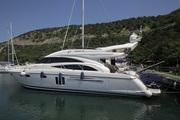 Продается моторная яхта «Princess 58»