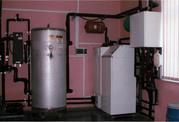 Тепловой насос грунт-вода (или рассол-вода)