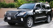 Lexus LX 570 5.7 AT (367 л.с.) 4WD 2008
