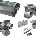 Вентиляция,  Воздуховоды,  Системы вентиляции