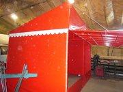 Торговые павильоны и палатки. Проектирование и производство