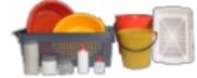 Пластмассовые изделия от производителя оптом