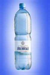 минеральная вода айвазовская слобогазированная оптом